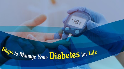 Steps to Manage Your Diabetes for Life