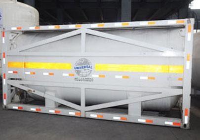 Liquid Nitrogen Storage Tanks