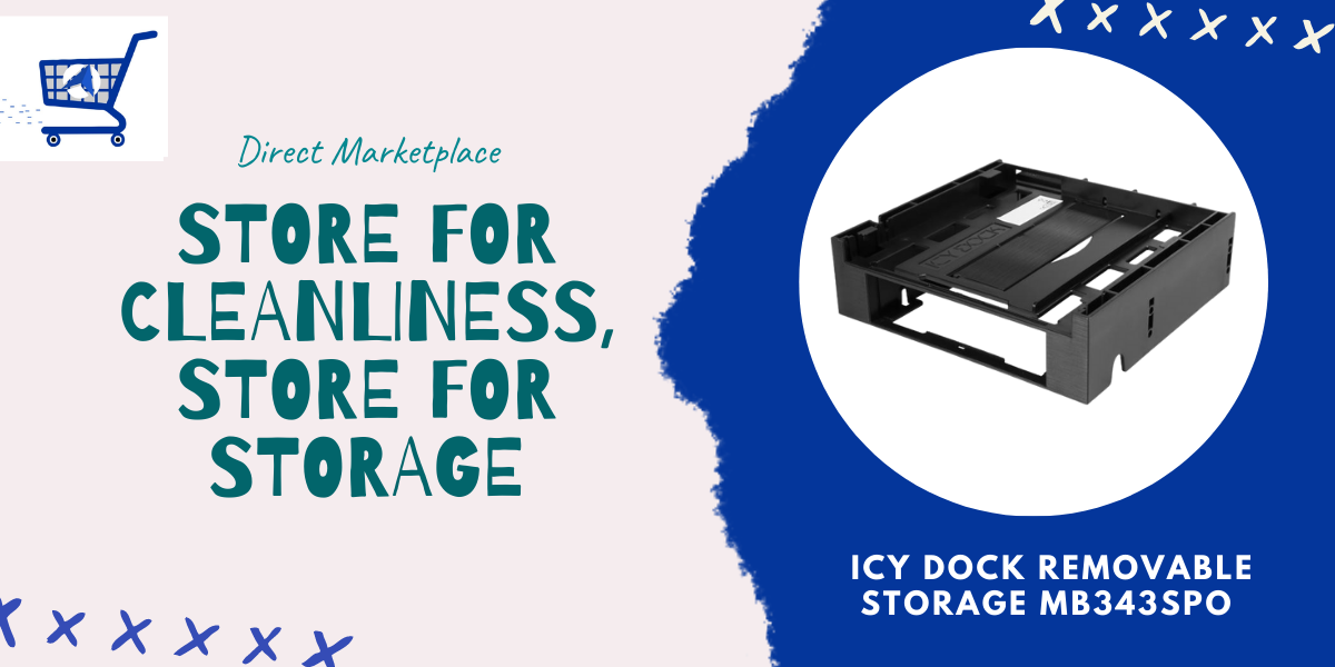 ICY DOCK Removable Storage