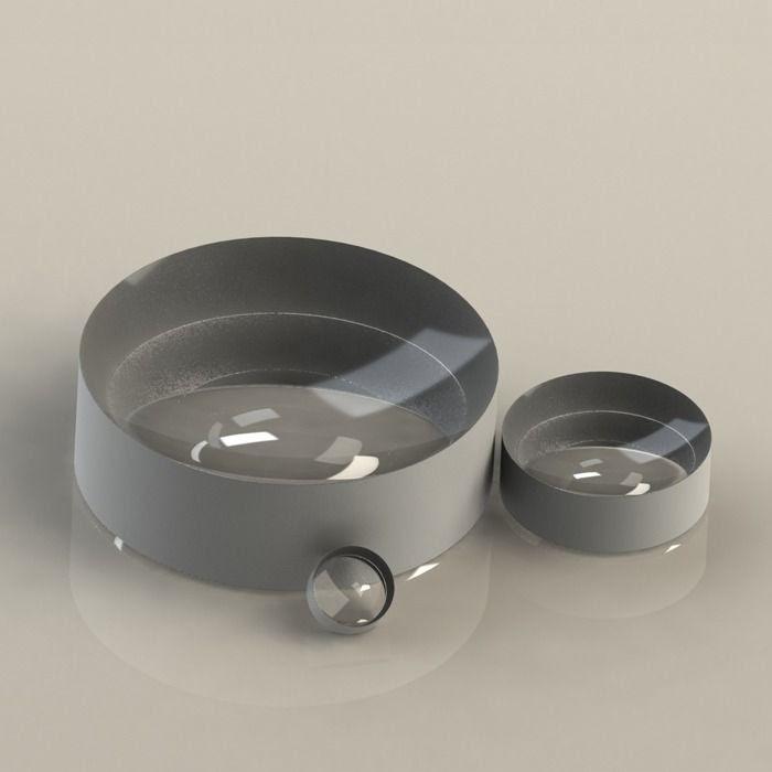 convex-concave lenses