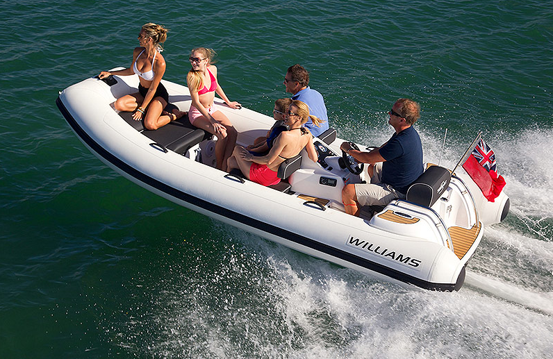 Fun Activities You Shouldn't Miss When Cruising On A RIB Boat