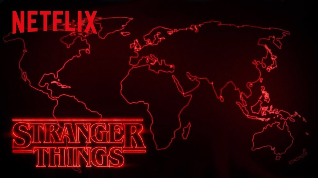 Stranger things Netflix Original Web Series to Watch