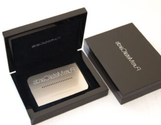 Counter Business Card Boxes